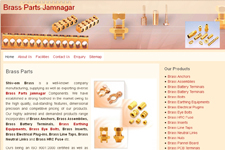 Outsourcing web promotion, Brass Parts Jamnagar