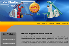 Outsourcing web promotion, Briketting Machine