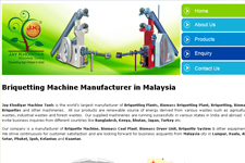 Outsourcing web promotion, Briquetting Machine Manufacturer