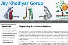 Outsourcing web promotion, Briquetting Press Manufacturer