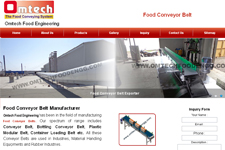 Food Conveyor Belt