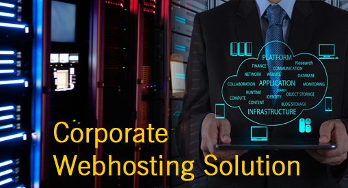 Corporate Webhosting Solution