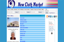 New Cloth Market