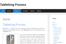 Tabletting Process